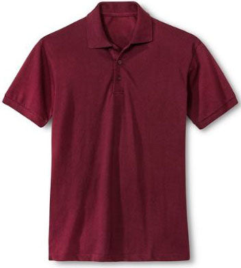 Adult Short Sleeve Polo Shirt - MVCSD