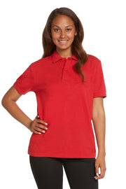 Juniors Short Sleeve Polo Shirt