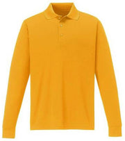 Youth Long Sleeve Polo Shirt - WES