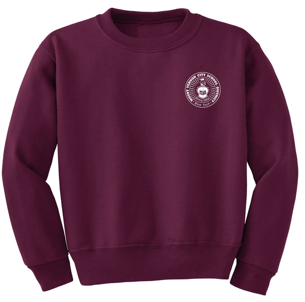 Pullover Sweatshirt for Youth - MVCSD