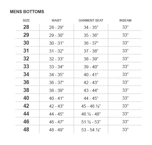 Men's 4 Pocket Short - ESL
