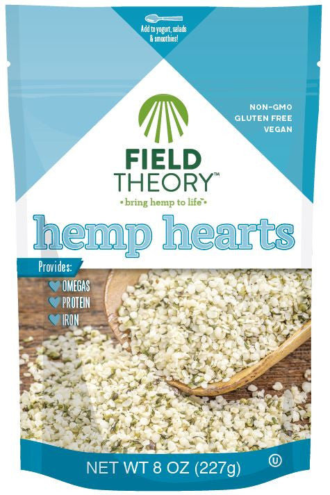 Field Theory Hemp Hearts