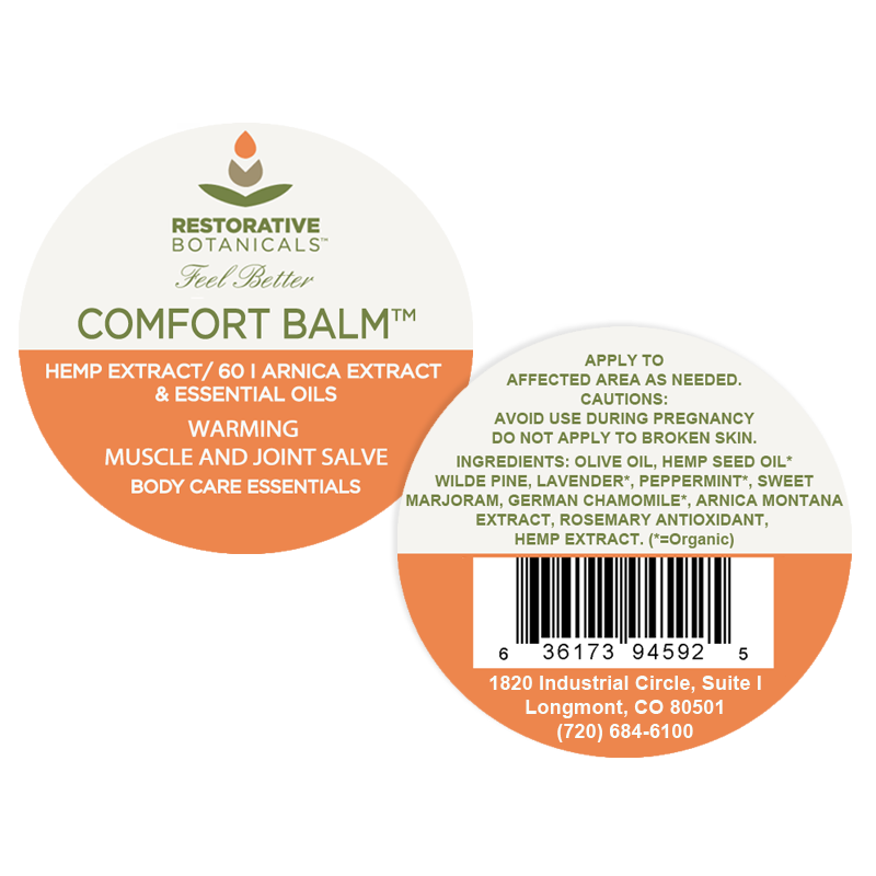 COMFORT BALM™ Warming Muscle & Joint Salve
