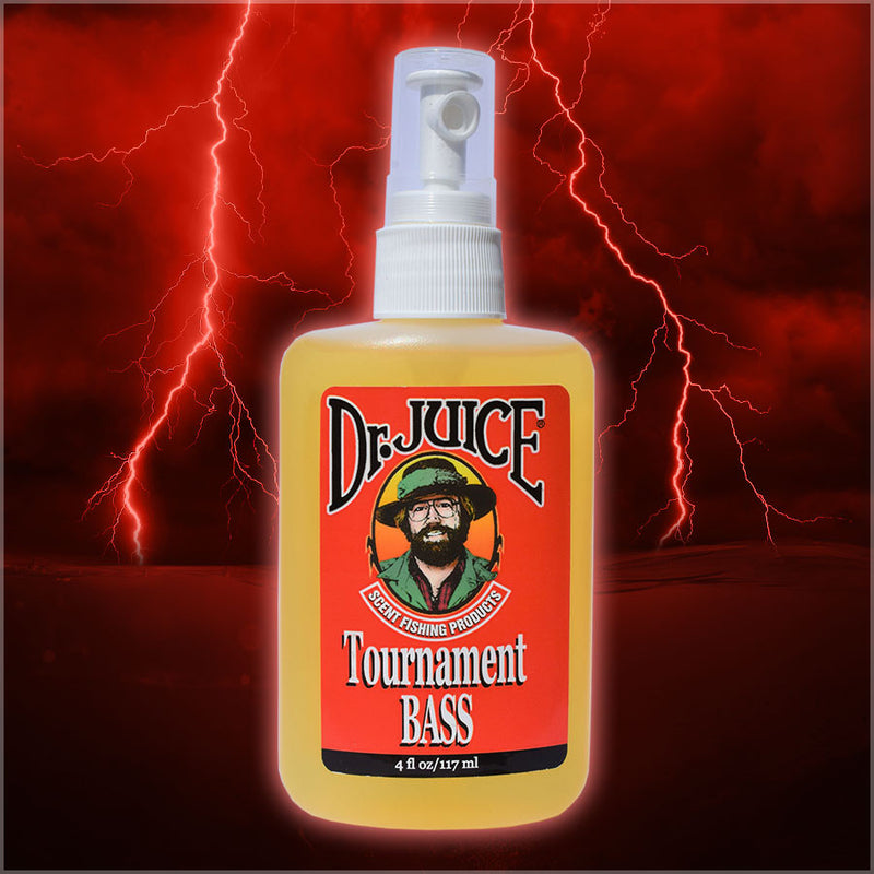 Dr. Juice® Tournament Bass Scent