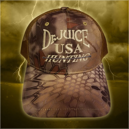 Dr. Juice® Hunting Hat
