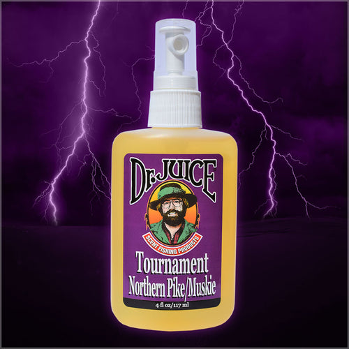 Dr. Juice® Tournament Northern Pike / Muskie Scent