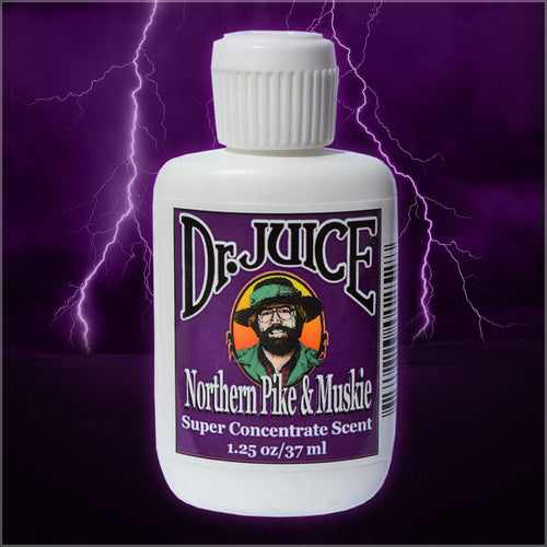 Dr. Juice® Super Concentrate Northern Pike & Muskie Scent