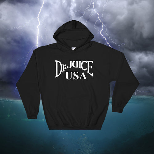 Dr. Juice Hooded Sweatshirt