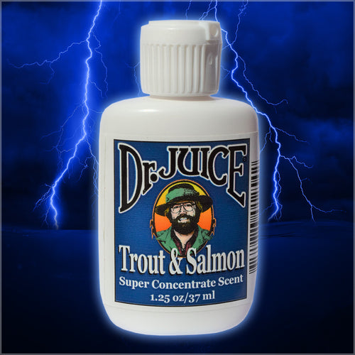 Dr. Juice® Super Concentrate Trout & Salmon Scent