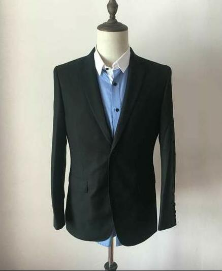 INLOVE Tailoring Men suit with Notched Lapel Single Breasted