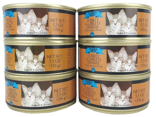 WHAT YOU NEED TO KNOW ABOUT TRADER JOE'S CAT FOOD