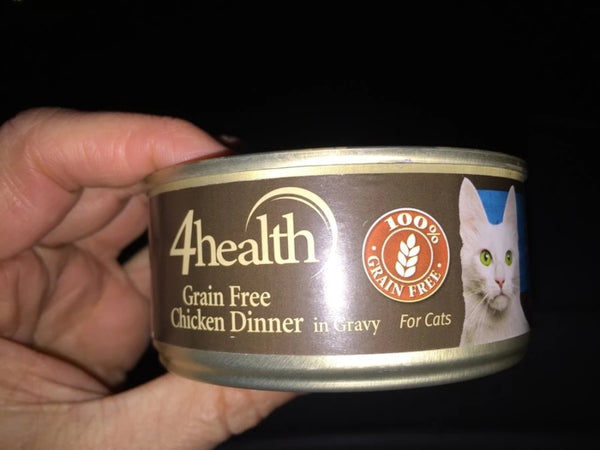 Which 4health grain free cat food will you choose?