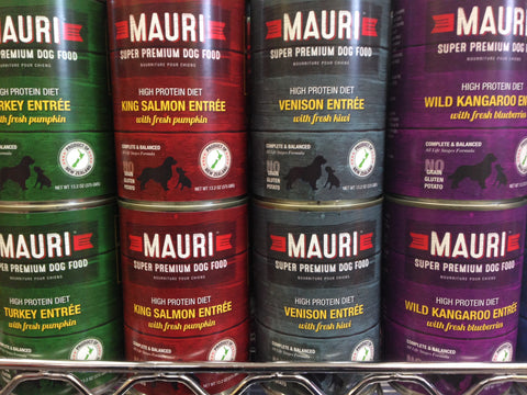 Mauri Cat Food Is Full Of Flavors
