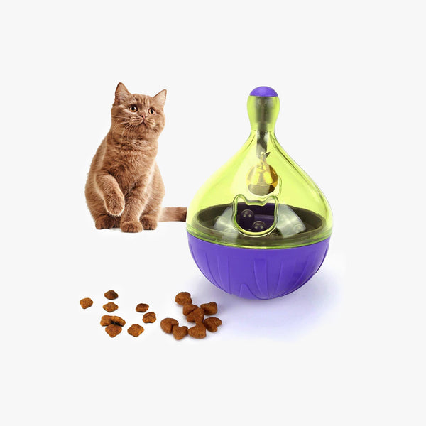 CattyBox Shaking Pet Treat Toy