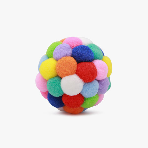 CattyBox Colorful Ball Toy
