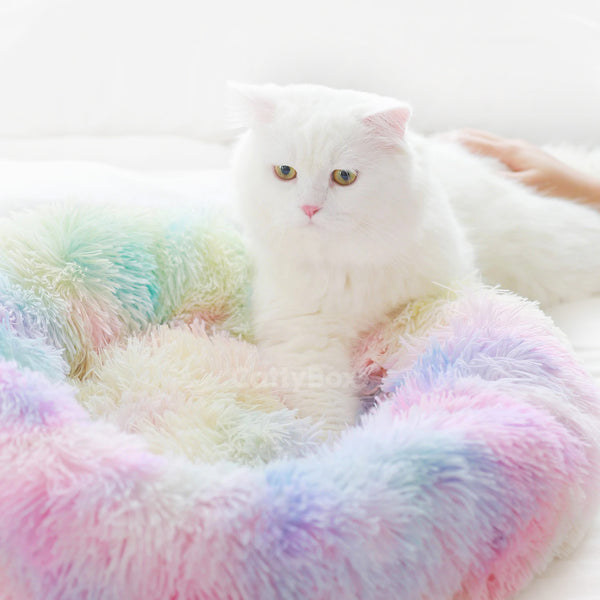 CattyBox Marshmallow Cat Bed