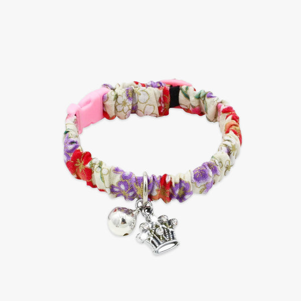 CattyBox Crown Charm Cat Collar