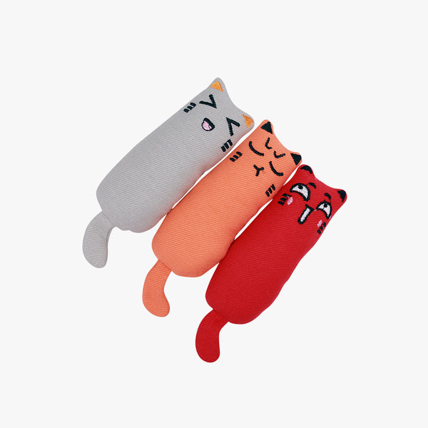 CattyBox Pillow Catnip Chew Toys