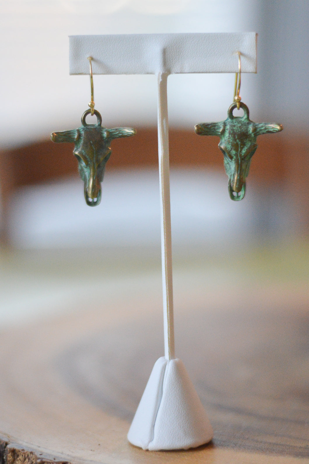 Steer Earrings
