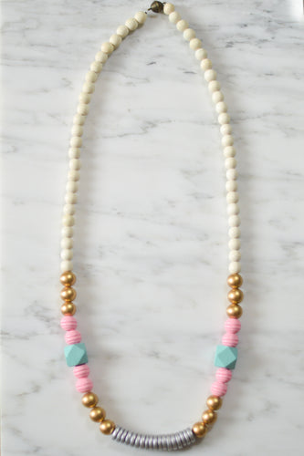 Galaxy Necklace - Soft Shimmer