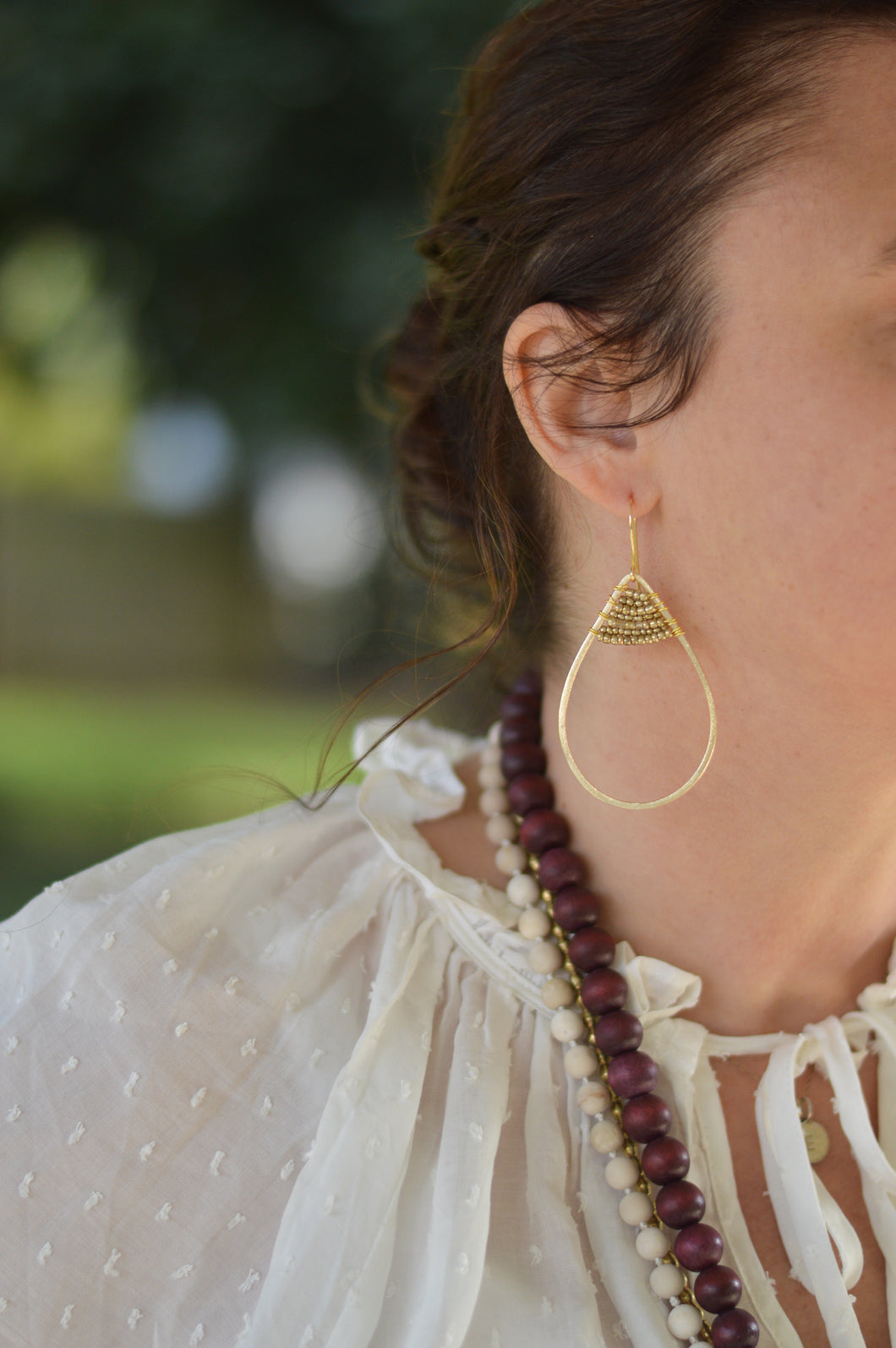 Stardust Earrings - Gold