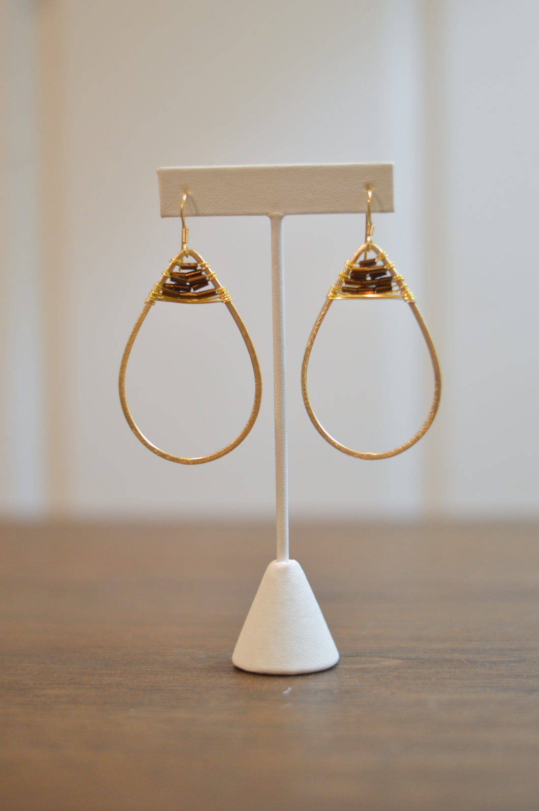 Stardust Earrings-Hazel