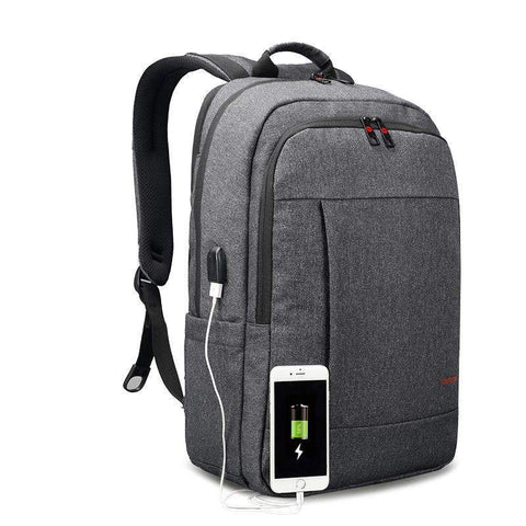 Anti-thief Laptop Men's Backpack