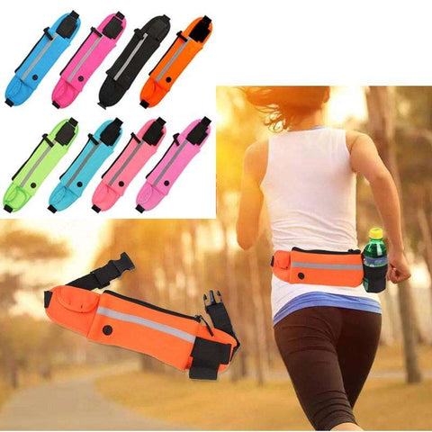 Waterproof Mobile Phone Case  &  Accessory Pouch  Run Arm Band Belt Bag