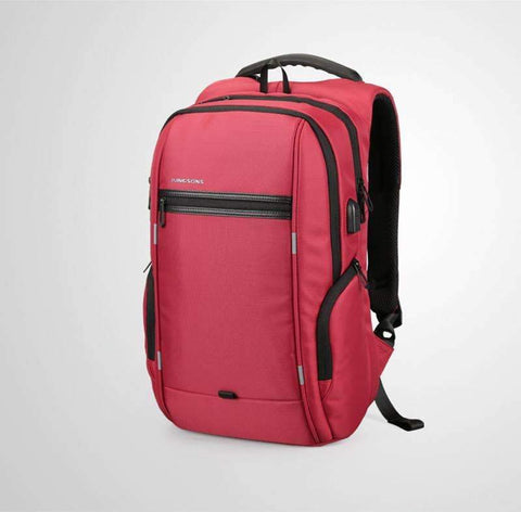 Anti-theft External USB Charger Laptop Backpacks