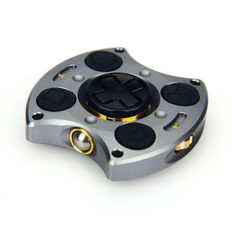 Multifunction Fidget Spinner with Buttons