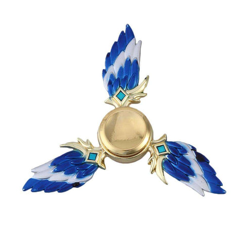 King of Glory Wing Metal Tri-Spinner