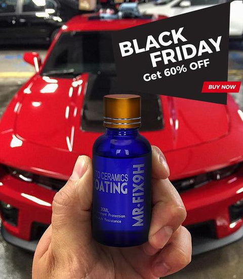 Scratch Resistant Car Ceramic Coating
