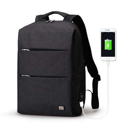 Laptop Backpack Large Capacity Casual Style Bag