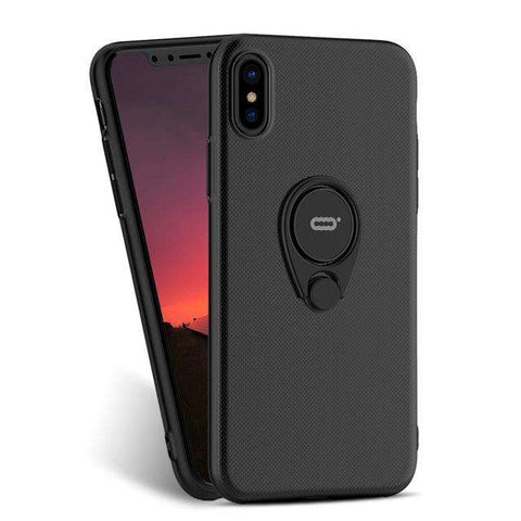 Best Quality iphone X case cover with ring holder