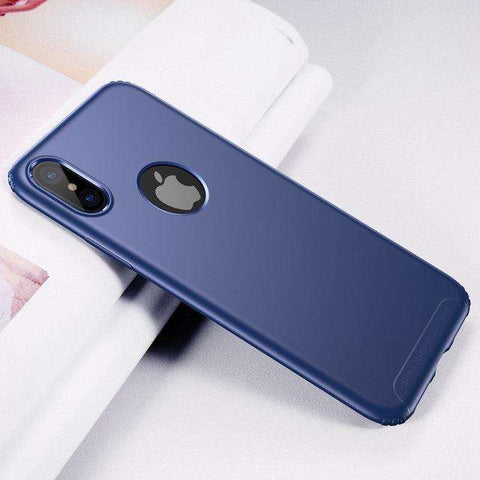 Ultra Luxury Soft Silicone Case For iPhone X