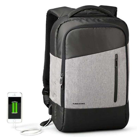 USB Charge Laptop Backpack