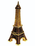 Eiffel Tower Jeweled Trinket Box with SWAROVSKI Crystals