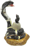 Cobra Jeweled Trinket Box with SWAROVSKI Crystals, #2