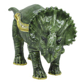 Triceratops Jeweled Trinket Box with SWAROVSKI Crystals