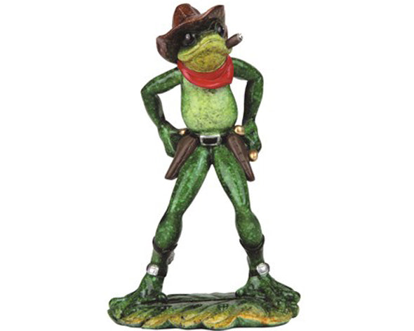 Celebrity Froggies - Cowboy