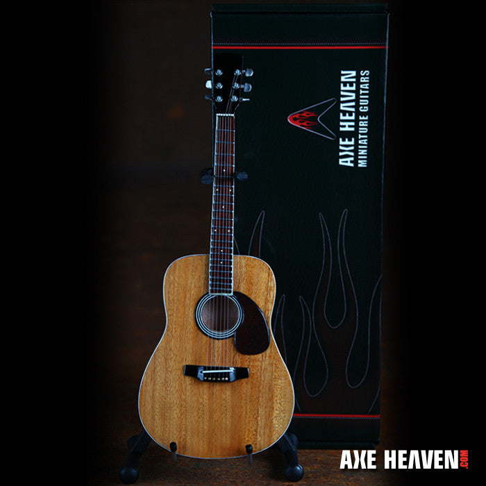 Guitar Replica, Classic Natural Finish Acoustic