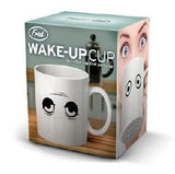 Wake up! Heat-Sensitive Novelty Mug