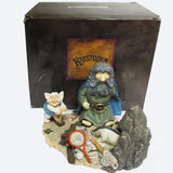 Krystonia 2003 Wizard's Council Figurine Hidden Treasure 48/100 Limited #WC4