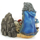 Krystonia 2003 Wizard's Council Figurine Hidden Treasure 54/100 Limited #WC4