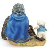 Krystonia 2003 Wizard's Council Figurine Hidden Treasure 58/100 Limited #WC4