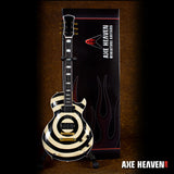 Guitar Replica, Zakk Wylde Signature Cream Bullseye