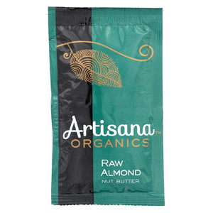 Organic Raw Almond Butter Squeeze Packs by Artisana