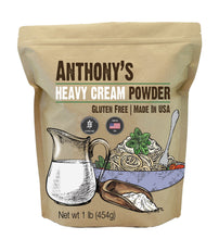Load image into Gallery viewer, Heavy Cream Powder by Anthony's Goods, 1 lb