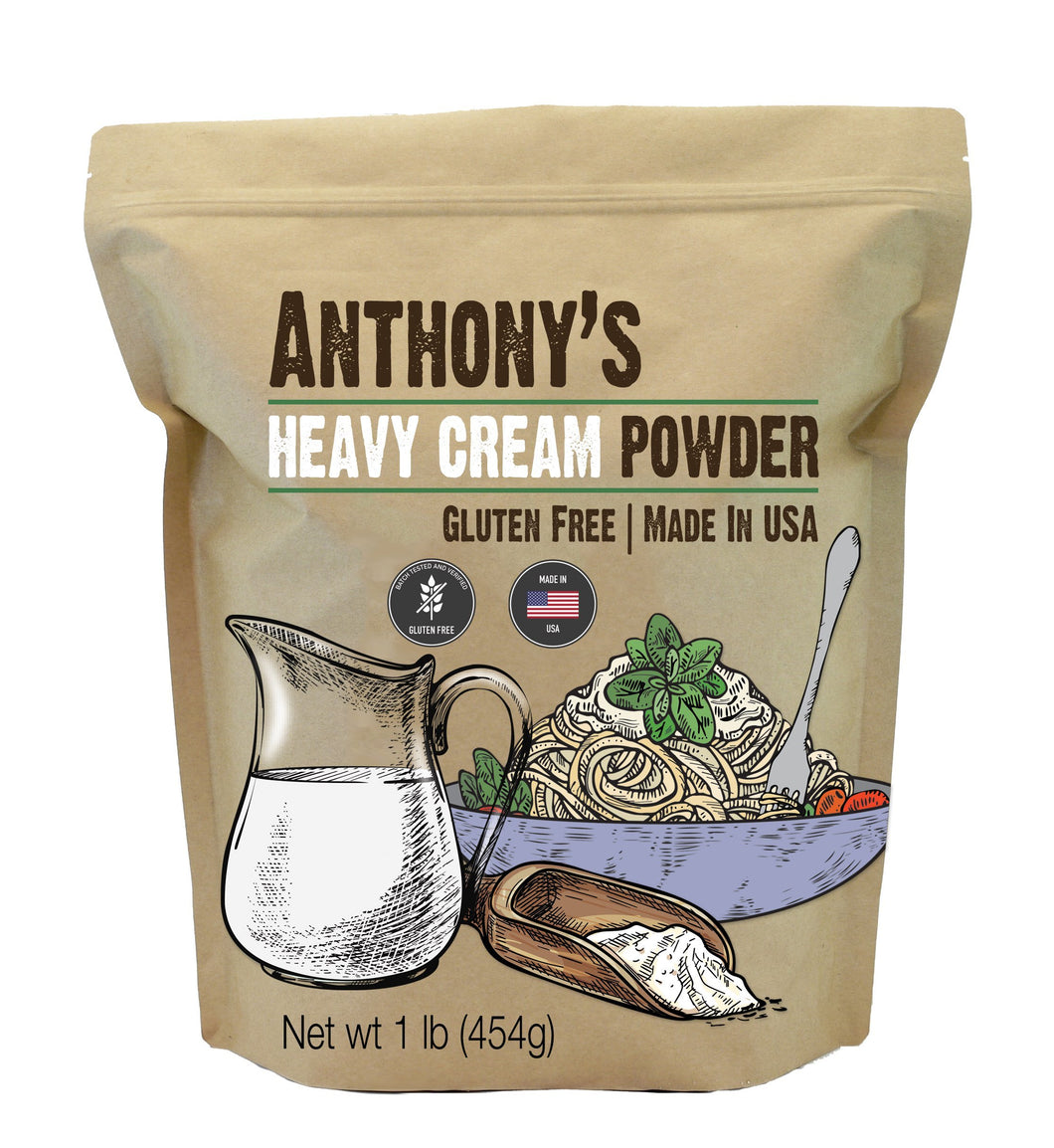 Heavy Cream Powder by Anthony's Goods, 1 lb