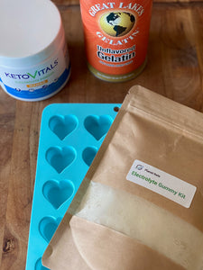 Keto Electrolyte Gummy Kit